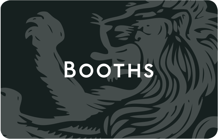 Get your Booths Card Today