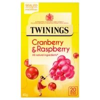 Twinings Fruit Tea : All Varieties