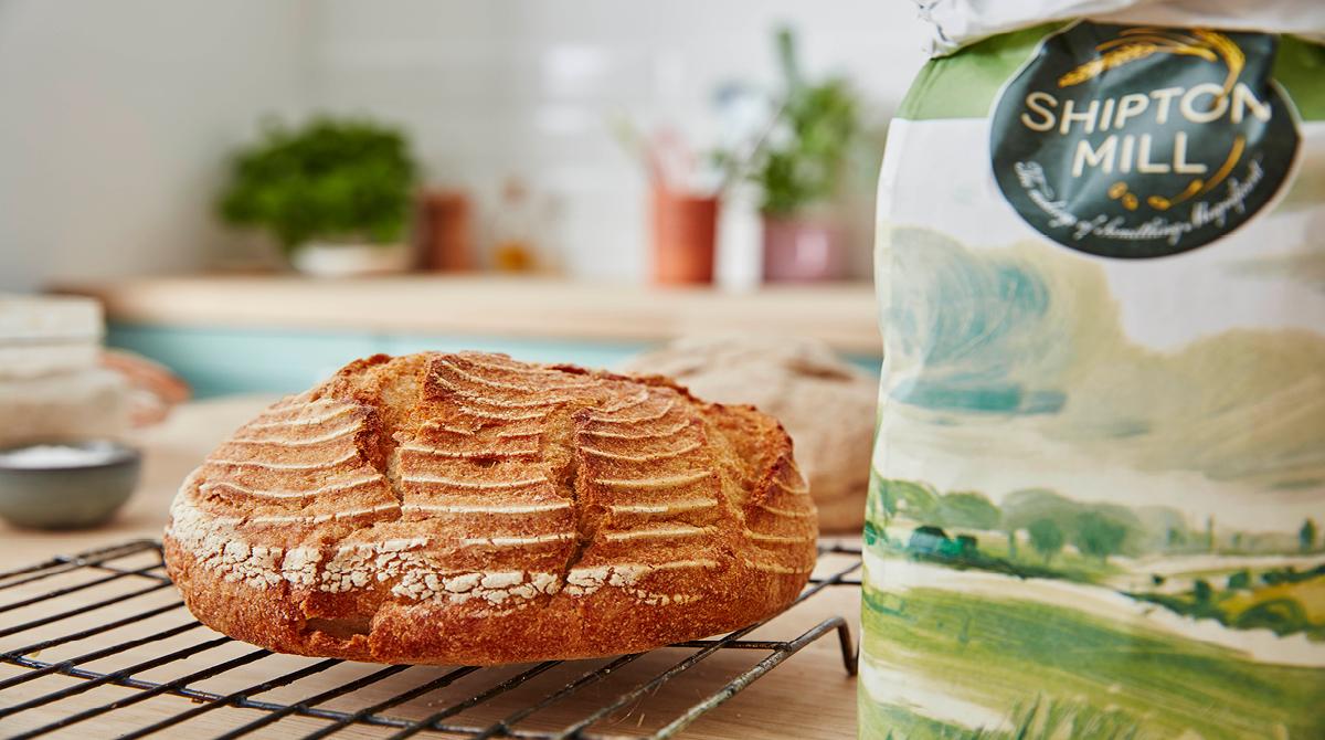 Sourdough Style Loaf