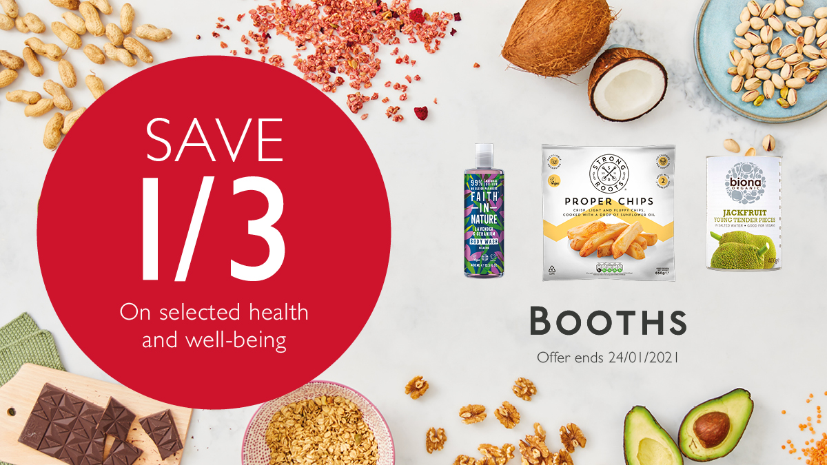 Save 1/3 on Wellbeing