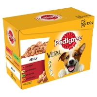 Pedigree Pouches All Varieties