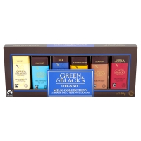 Green & Blacks Miniatures All Varieties
