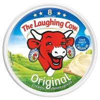 Laughing Cow Triangles