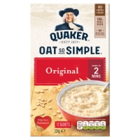 Quaker Oat So Simple Sachets : Selected Varieties