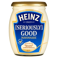 Heinz Seriously Good Mayonnaise : All Varieties