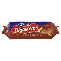 McVitie's Chocolate Digestives Milk / Dark