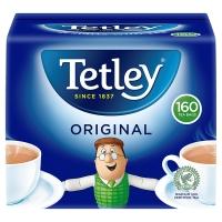 Tetley Tea : Excludes Decaf