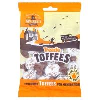 Walkers Toffee All Varieties