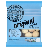 Pizza Express Doughballs