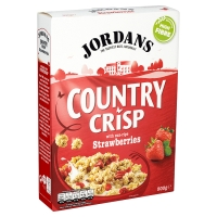Jordans Country Crisp : All Varieties