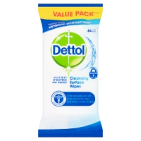 Dettol Antibacterial Surface Wipes