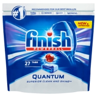 Finish Quantum Max : All Varieties