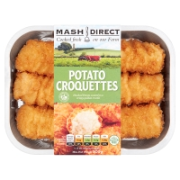 Mash Direct Croquettes All Varieties