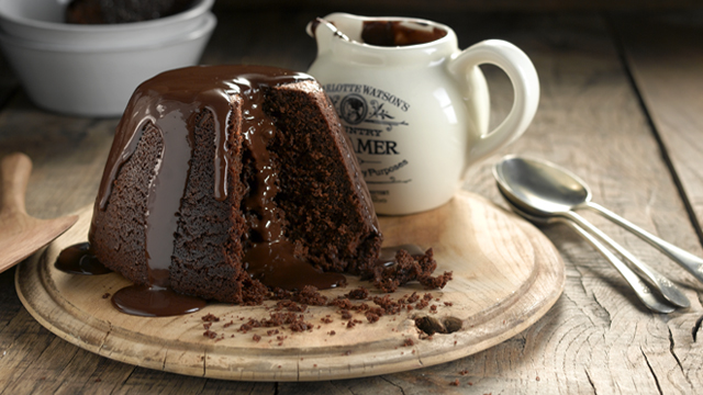 Food  Chocolate Pudding