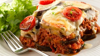 Traditional Greek Moussaka Recipe