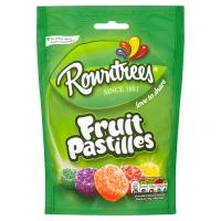 Rowntrees Fruit Pastilles All Varieties