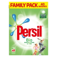 Persil Powder 40 Wash : All Varieties