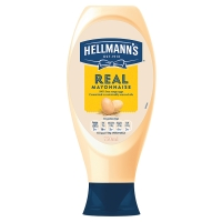 Hellmans Squeezy Mayonnaise : All Varieties