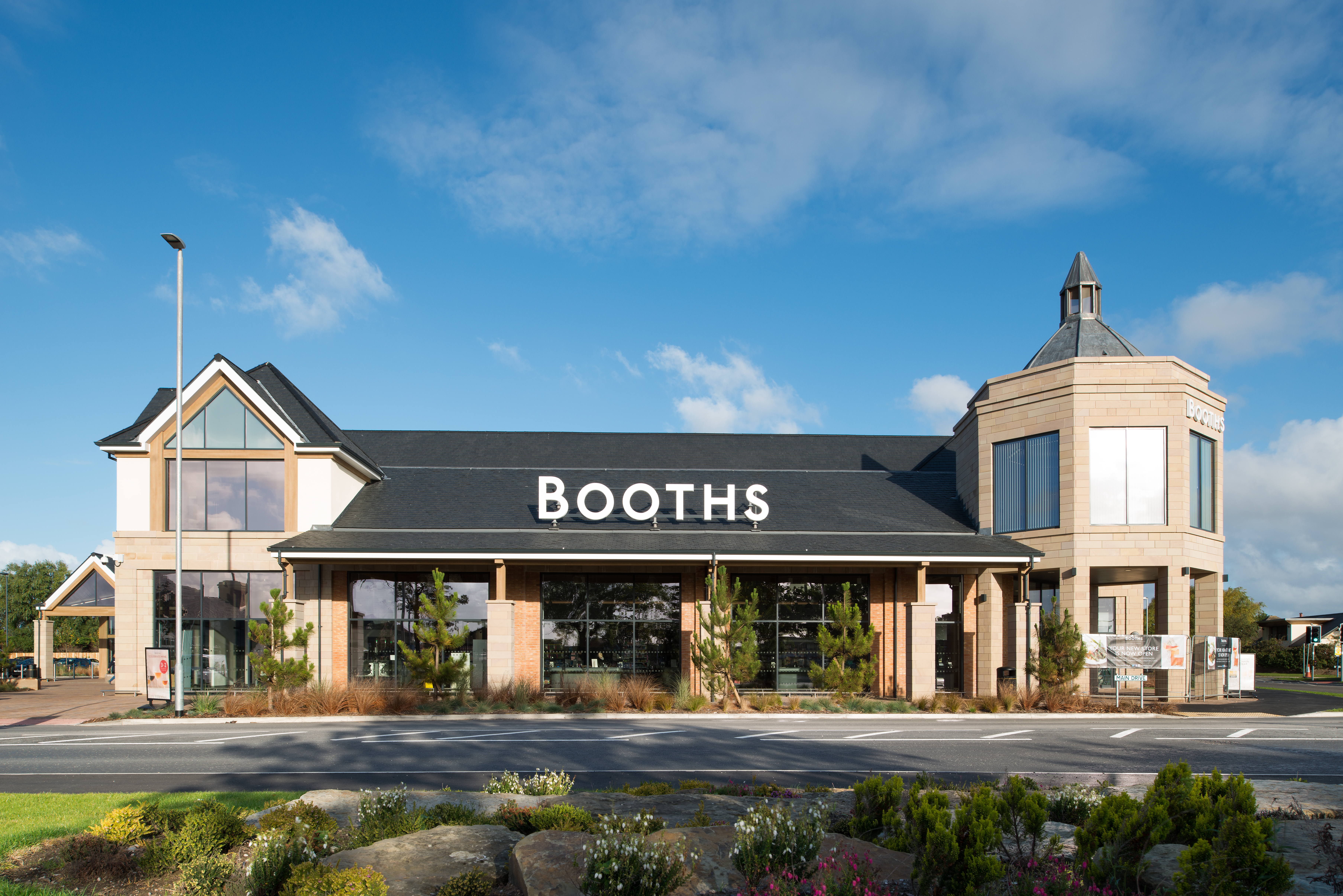 Booths St Annes Store