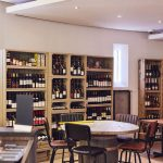 Wine Selection in The Gallery