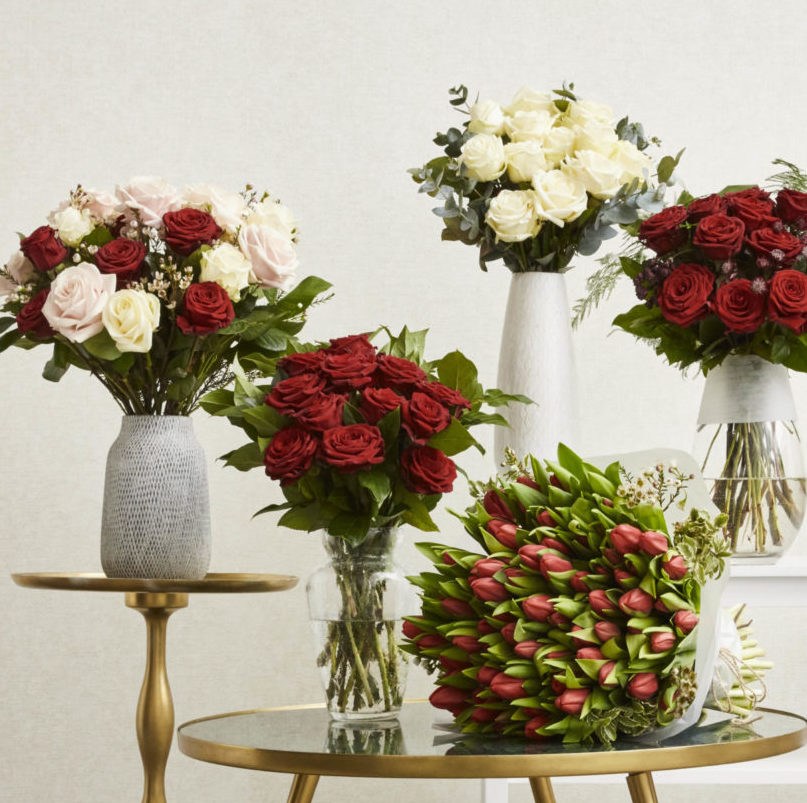 Order Your Valentine's Flowers