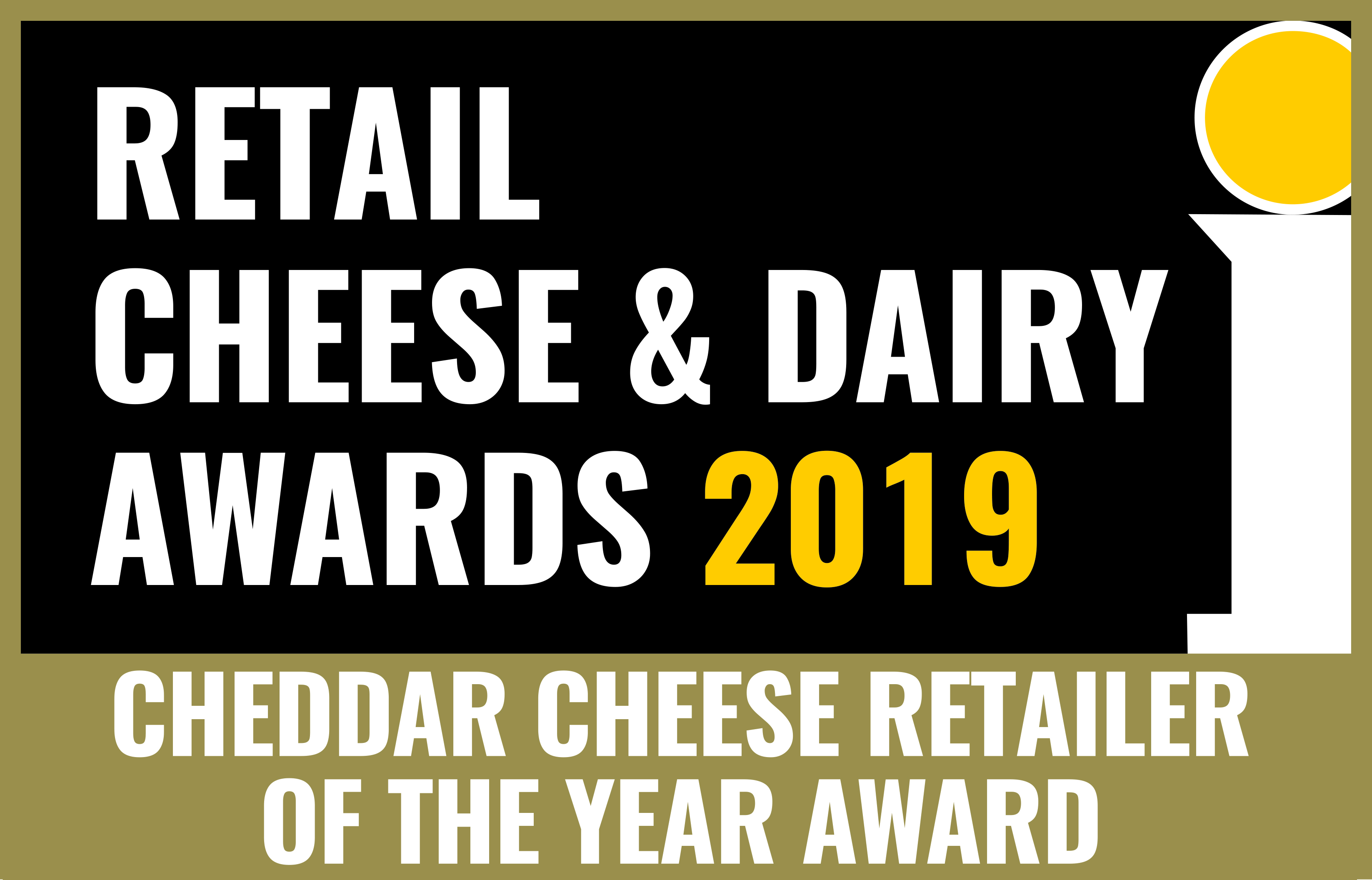 Cheddar Cheese Retailer of the Year Awards