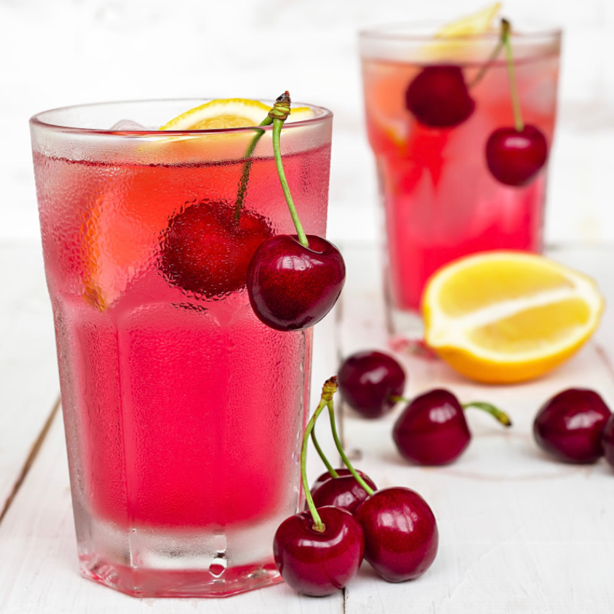 Cherry and Salted Caramel Spiced Rum