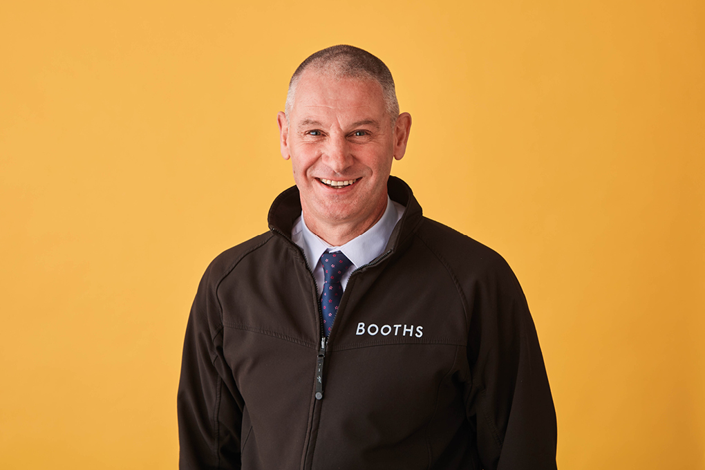 Colin Porter Customer Experience Manager at Booths