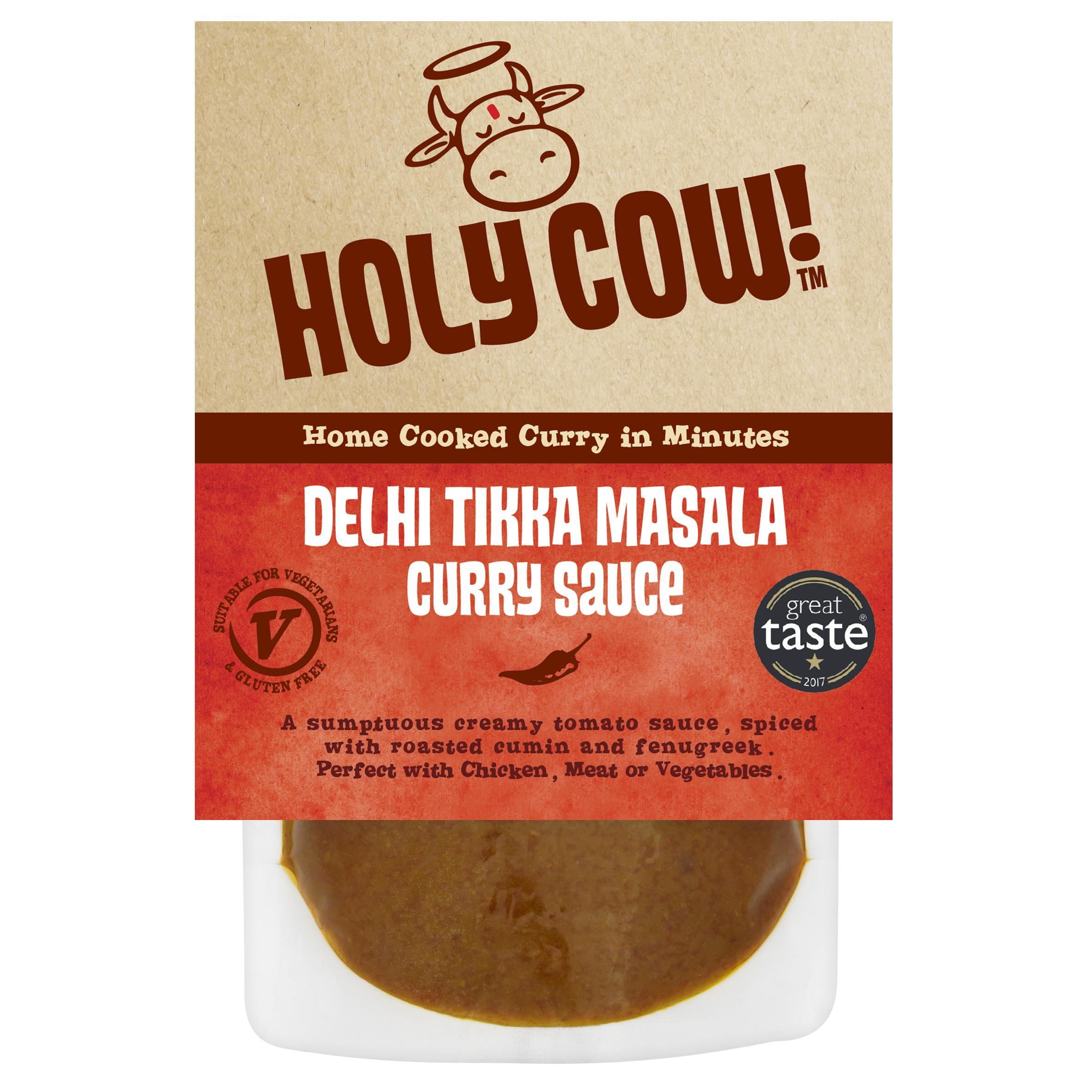 Holy Cow! Dehli Tikka Masala Curry Sauce
