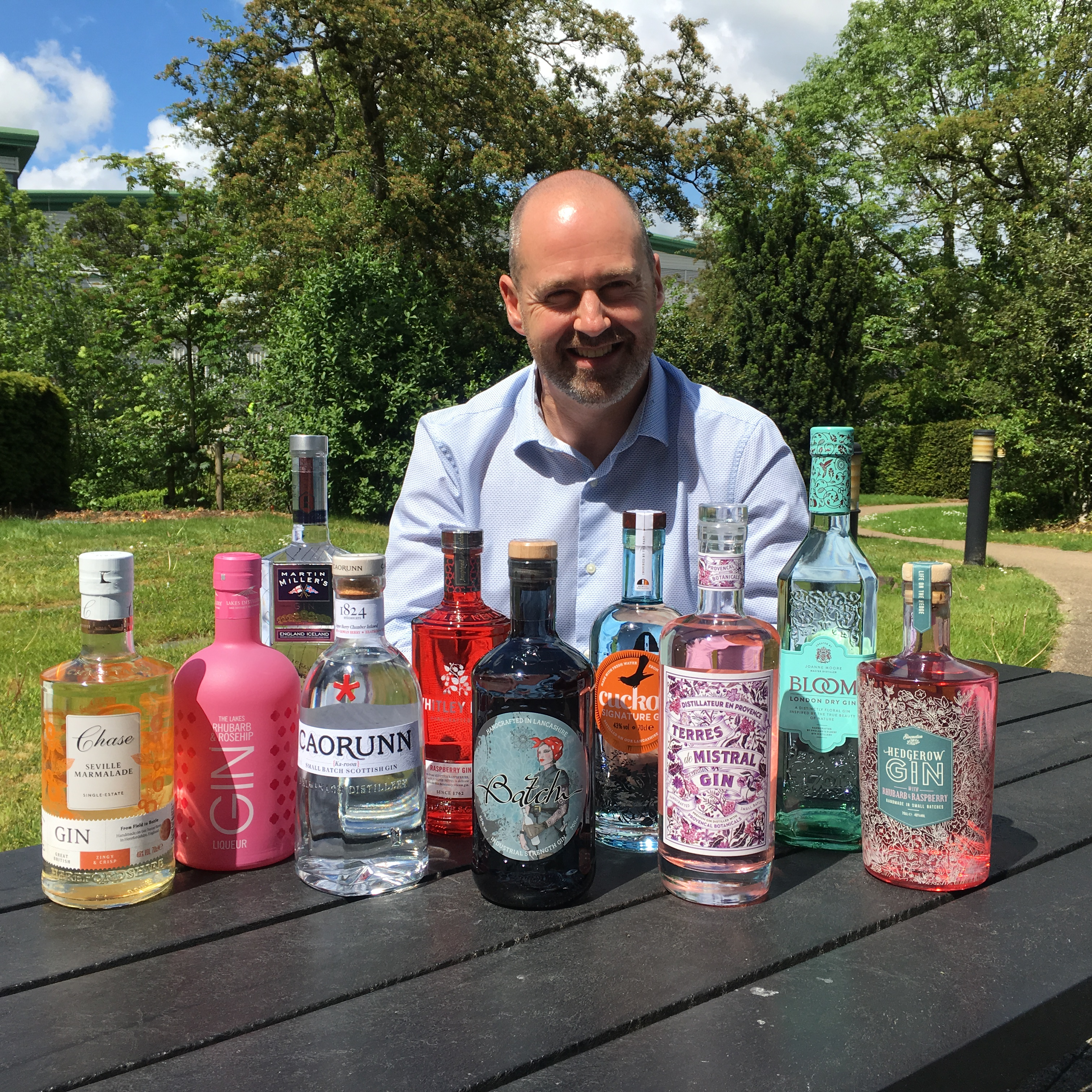 Our Top Ten Gins