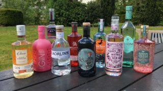Pete's Top 10 Gin Selection