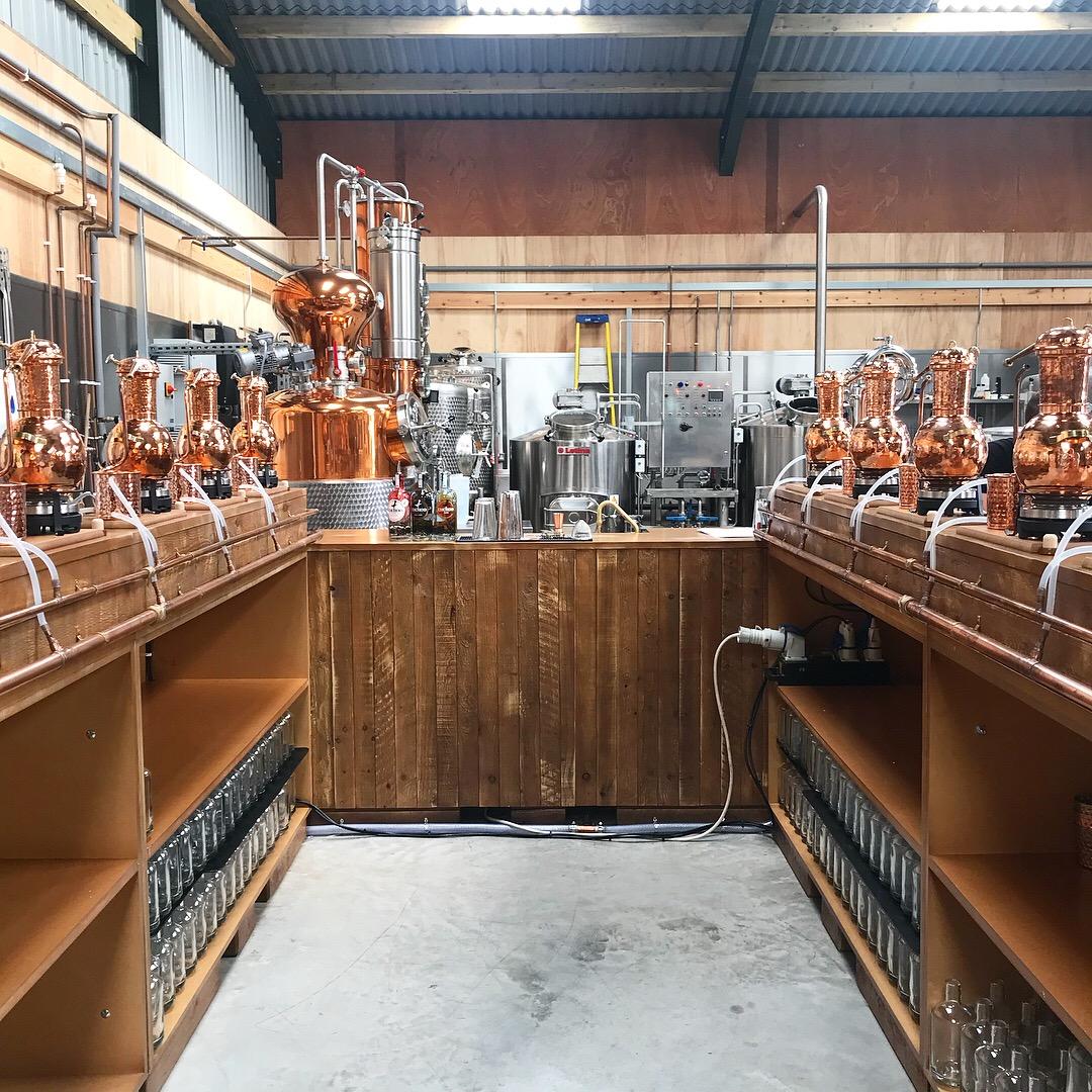 Win A Trip to Brindle Distillery