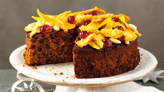 Traditional jamaican christmas cake recipe