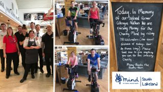 Kendal Cycle for MIND