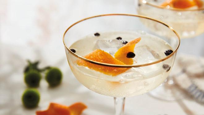 Orange Blossom & Rose Gin