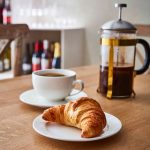 Coffee and Pastries in The Gallery