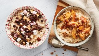 Porridge Toppers