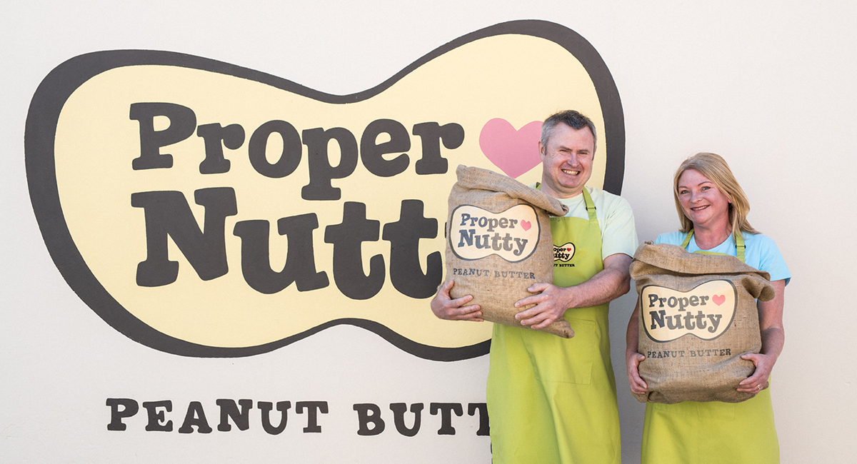 Proper Nutty owners