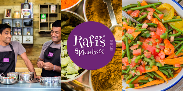 Rafi's Spicebox