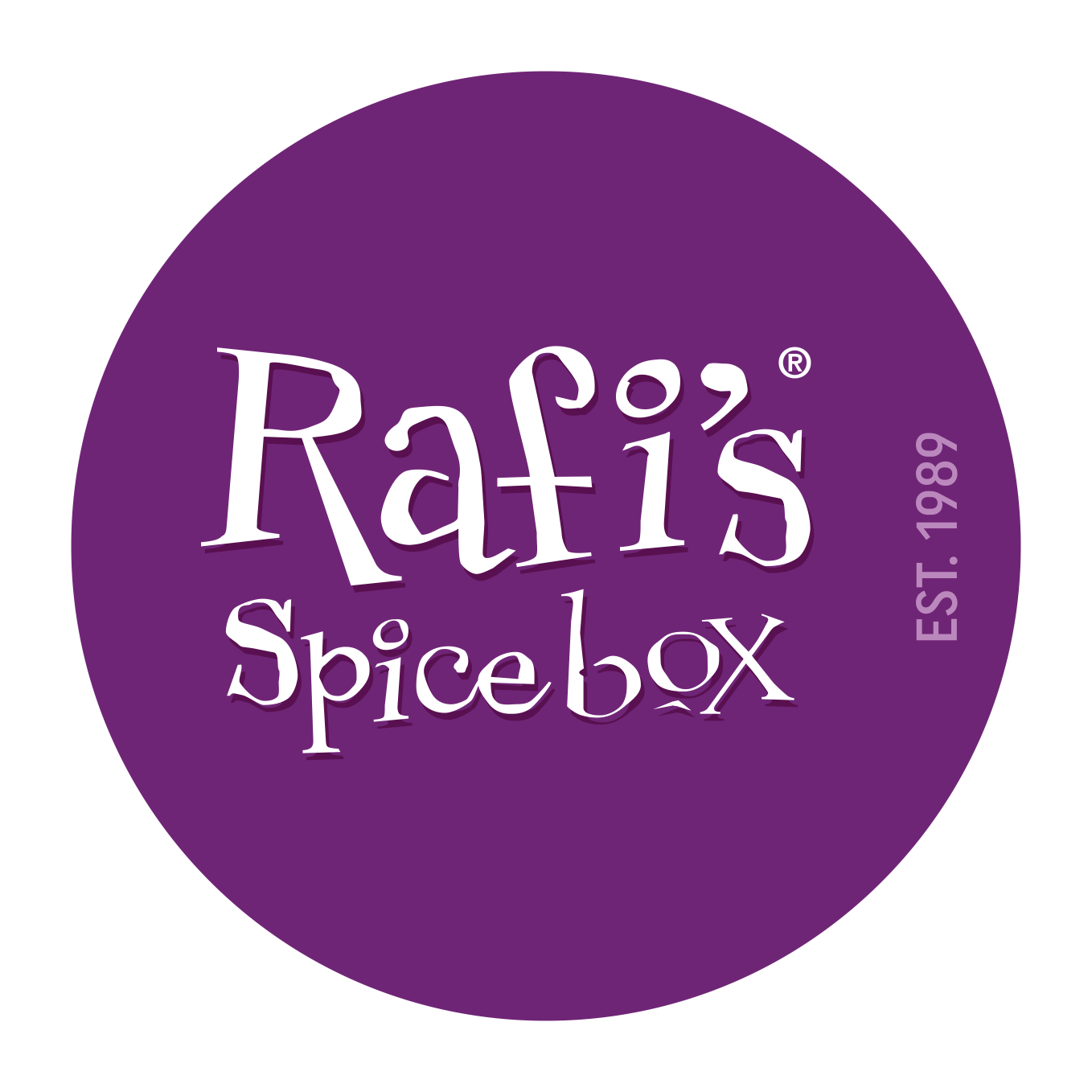 Rafis Spicebox