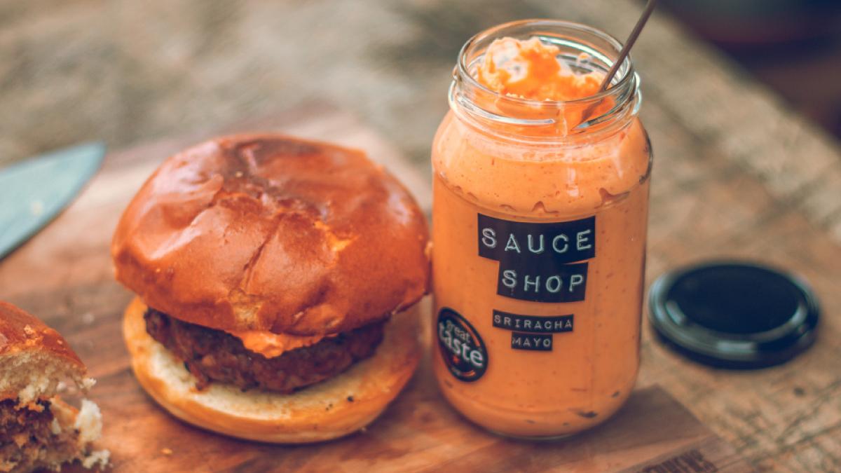 The Sauce Shop Sriracha Mayo