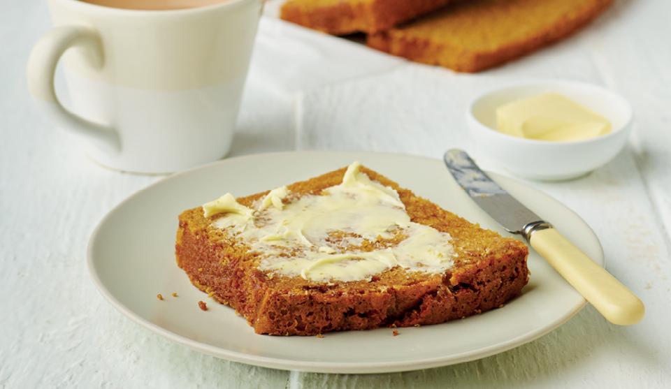 Granny Hilton's Sticky Bread