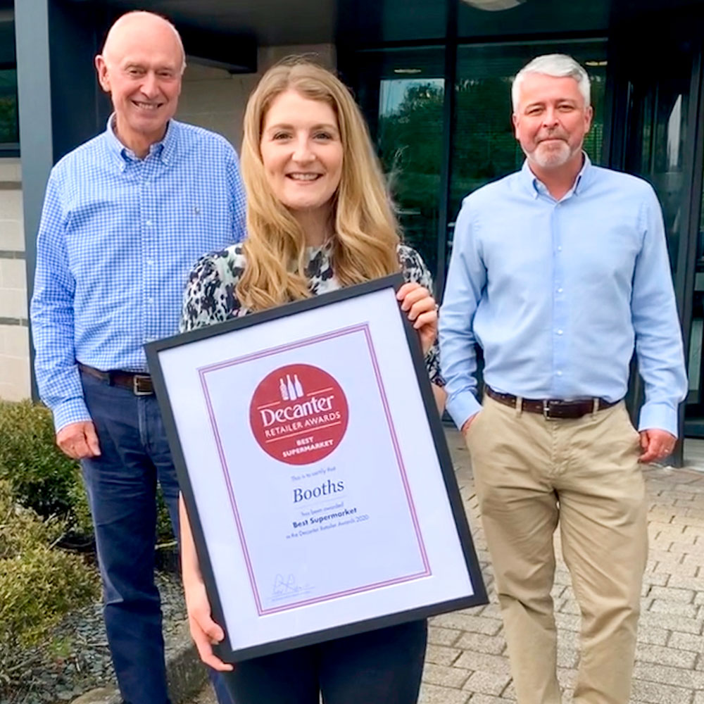 Decanter Supermarket of the Year