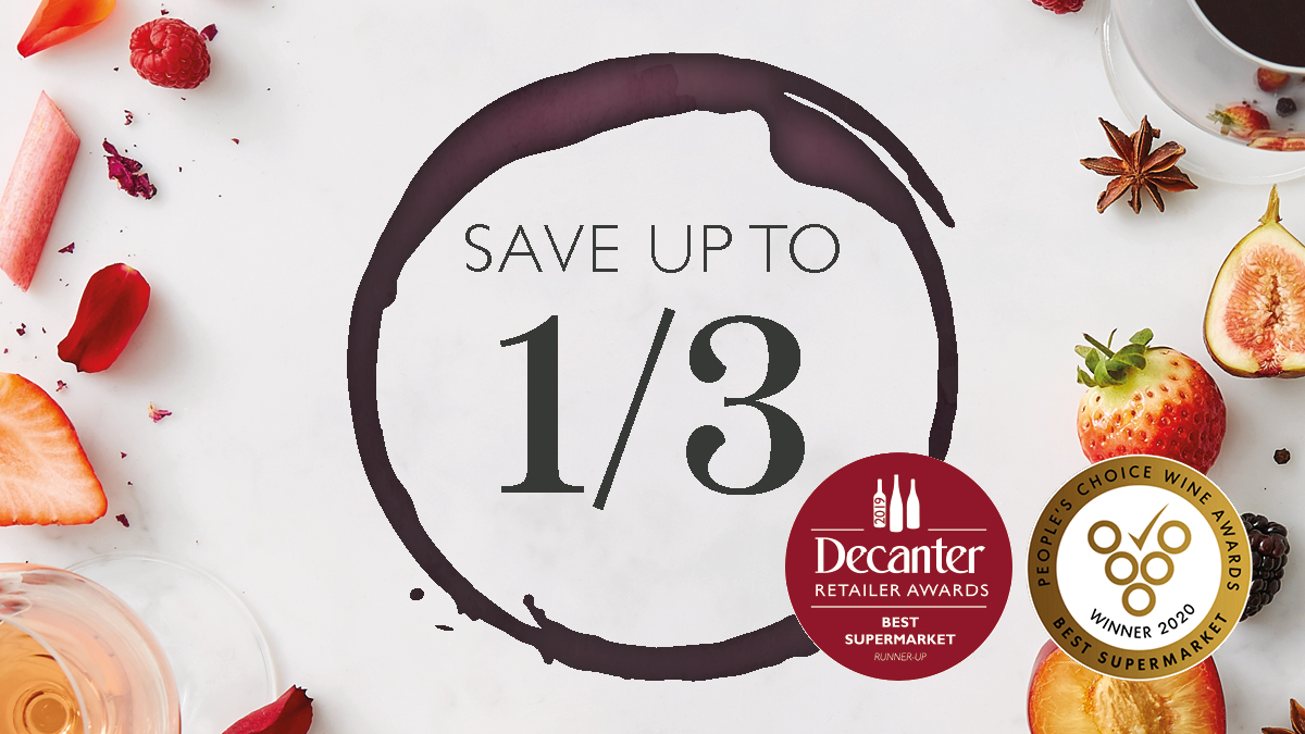 Save up to 1/3 Spring Wine Event