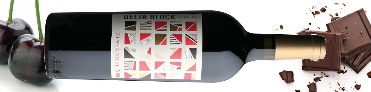 Delta Block Zinfandel Lodi