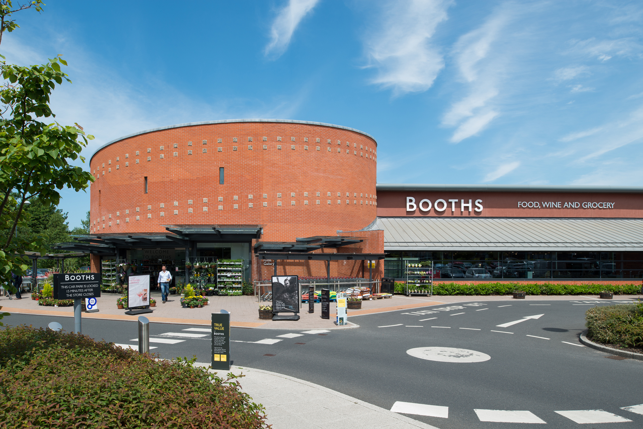Booths Lytham Store