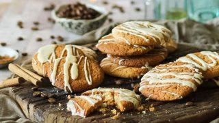 Pumpkin Spice Latte Biscuits
