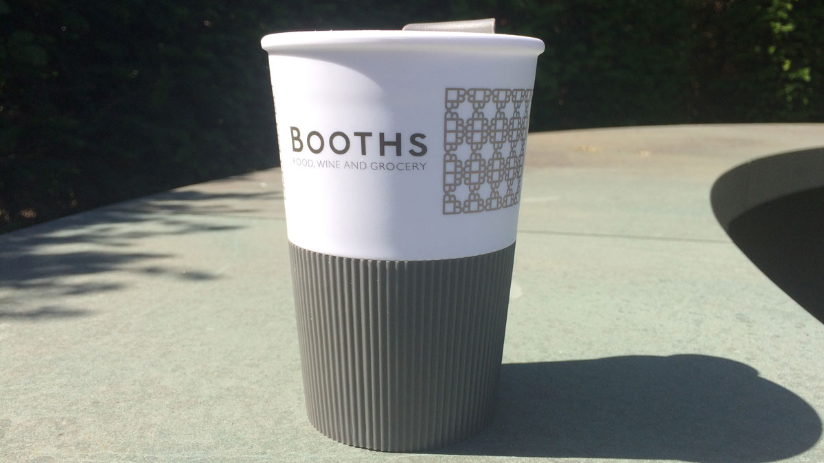 Booths cup