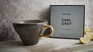 Booths Earl Grey Tea