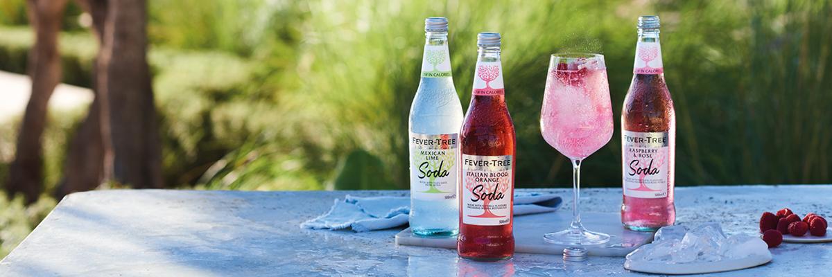 Fever Tree Sodas